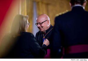 "Curator honoured with ""Gieħ ir-Repubblika"""