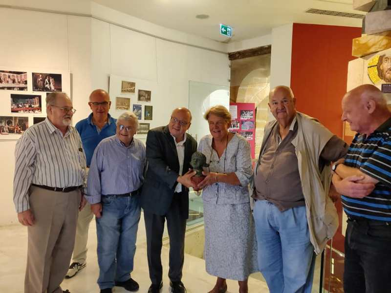 French Donation for the Museum
