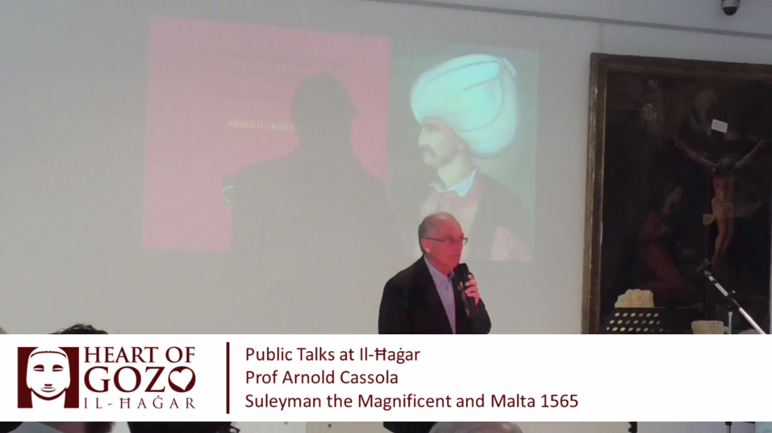 Suleyman the Magnificent and Malta 1565 – Video
