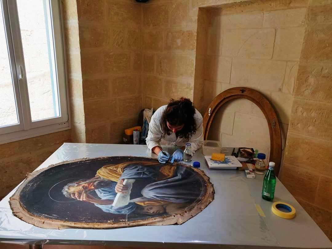 Venuti Exhibition:  The Launch of Il-Ħaġar Restoration and Conservation Project