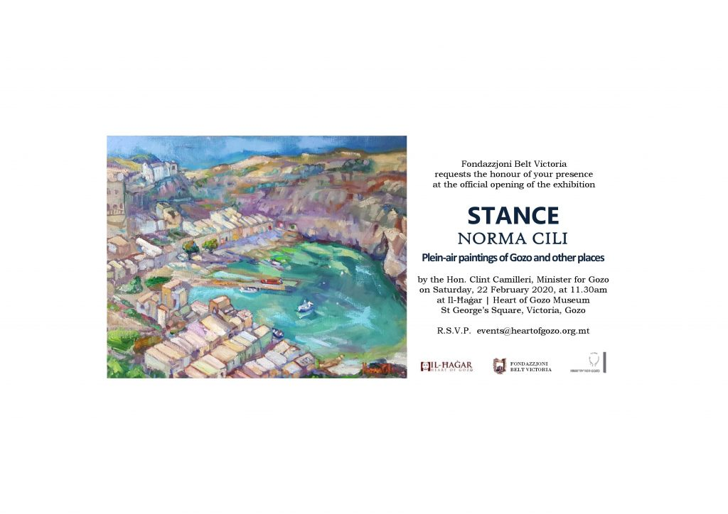 Public talk at Il-Ħaġar Museum by Dr Austin Bencini