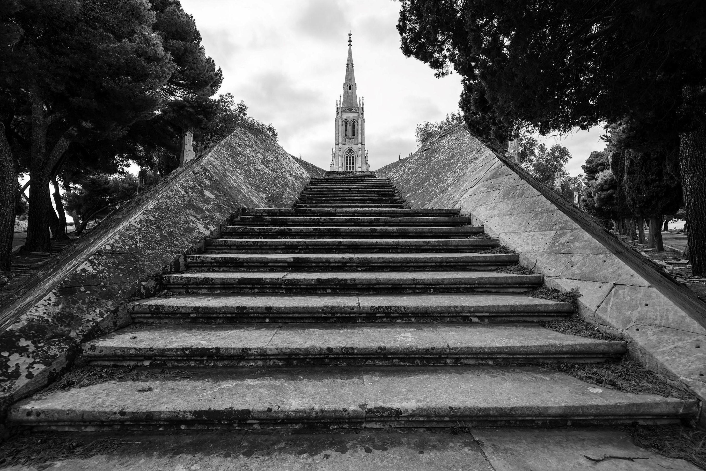 The Addolorata Cemetery: Malta's Monument to its Dead