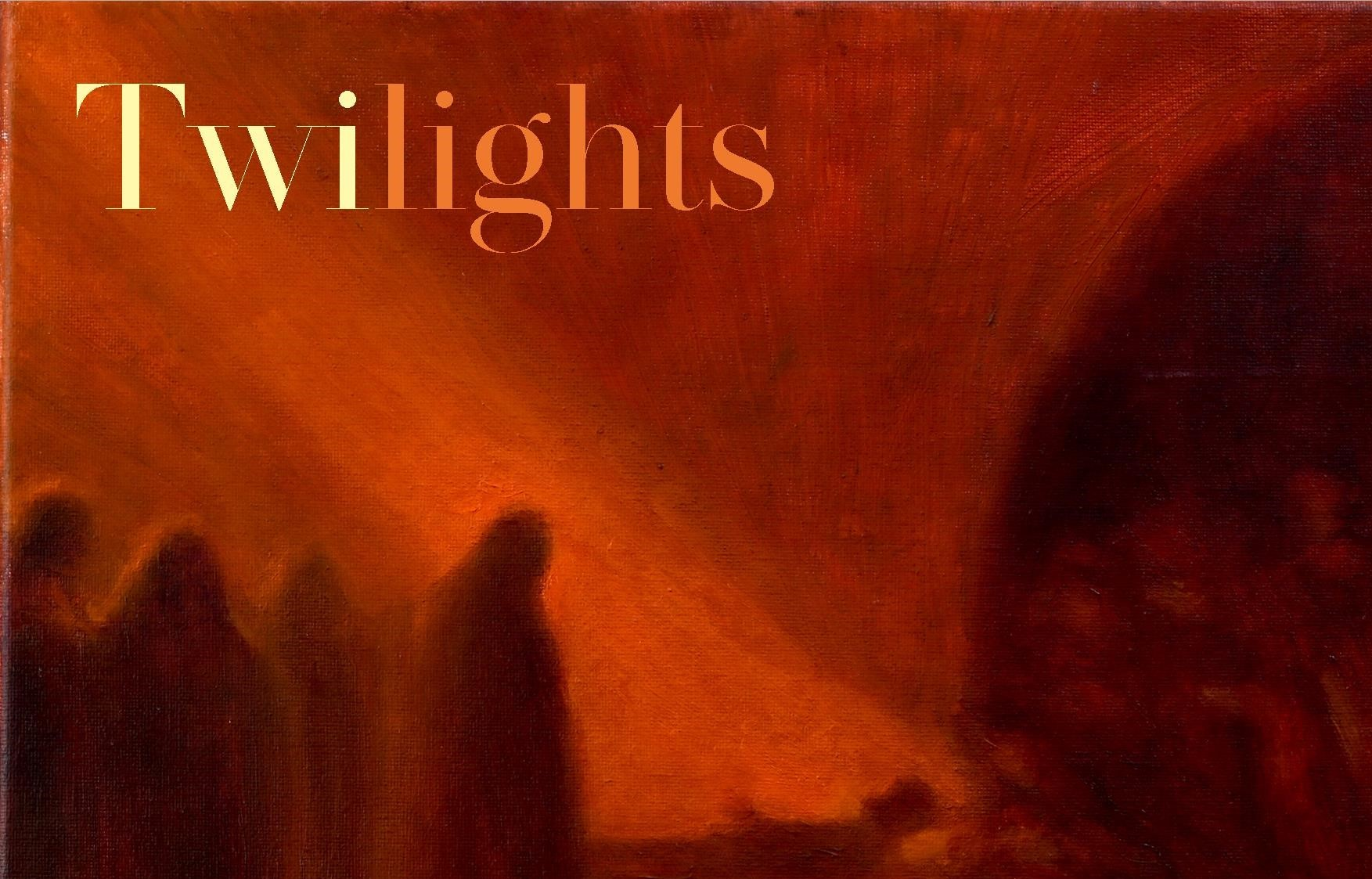 Twilights: an exhibition of sacred art by Aaron Formosa
