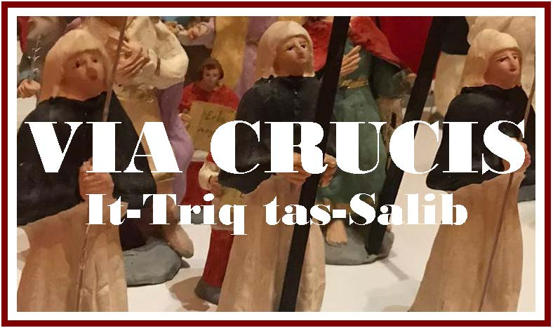 Via Crucis: It-Triq tas-Salib